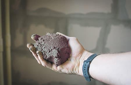 Pointing Mortar Consistency