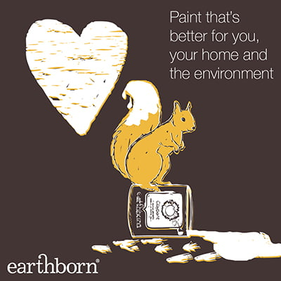 Earthborn Paint, Better for You