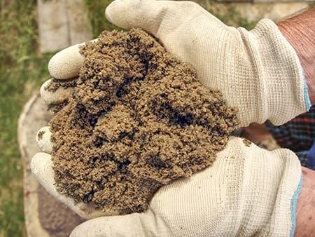 Sand for Mortar