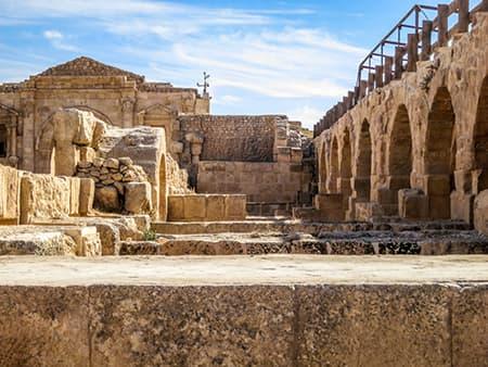 Archaeological Site, Jordan