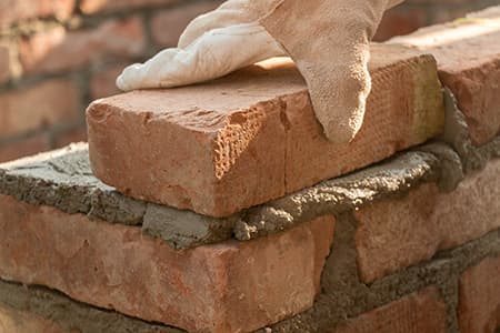 Mortar for Bricklaying