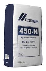 Cemex Fly Ash 450-N