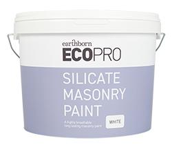 Earthborn Ecopro Silicate Masonry Paint