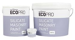 Earthborn Ecopro Silicate Masonry System