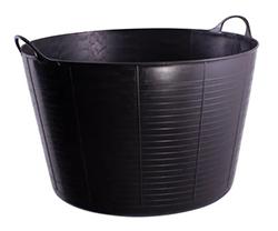 Recycled Black Gorilla Tub® Extra Large (75L)