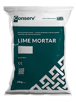 Conserv® Hot Mixed Lime Mortar