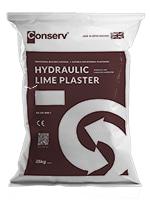Hydraulic Lime Plaster