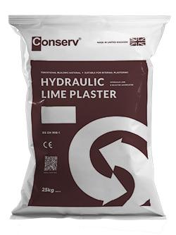 Hydraulic Lime Plaster Base (25kg)