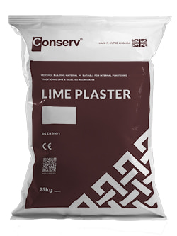 Lime Plaster Finish (Non-Hydraulic) (25kg)