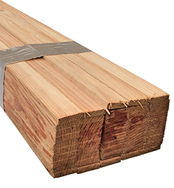 Sawn Larch Laths (4ft Lengths, Bundle of 12)