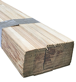 Sawn Oak Laths (4ft Lengths, Bundle of 12)