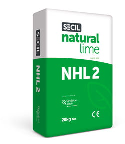 Secil NHL 2 - Natural Hydraulic Lime