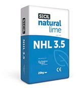 Secil NHL 3.5 - Natural Hydraulic Lime