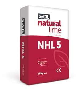 Secil NHL 5 - Natural Hydraulic Lime