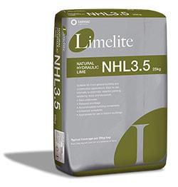 Tarmac Limelite NHL 3.5 - Natural Hydraulic Lime