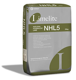 Tarmac Limelite NHL 5 - Natural Hydraulic Lime